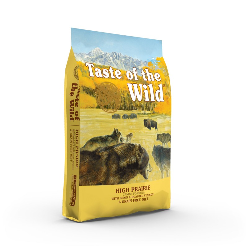 Taste of the Wild High Prairie - 12.2 Kg