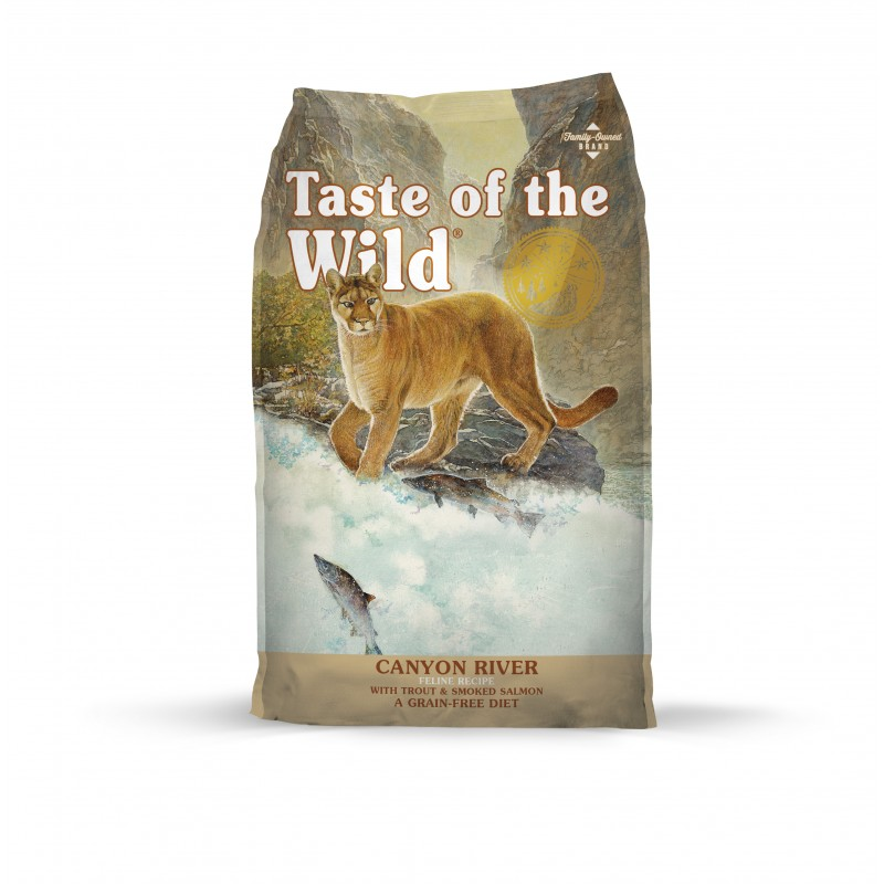Taste of the Wild Canyon River - 6.6 Kg